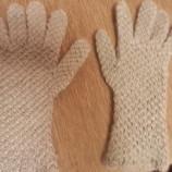 Оренбургские перчатки теплые
