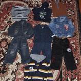 Одежда для мальчиков от 3 до 10 лет и для мужчин