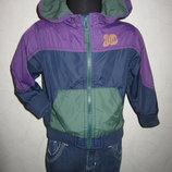 На 1,5-2 года Куртка на х б подкладке Next мальчику