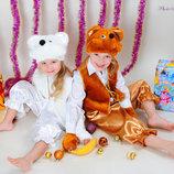 Прокат та продаж костюма ведмедя, ведмідь білий бурий, ведмедик, мишка, медвежонок, мишки - Позняки