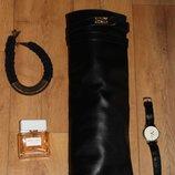 Торг Сапоги кожаные Givenchy р.37