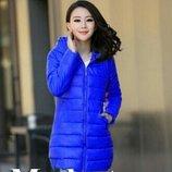 Модная зимняя курточка