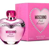 Moschino вся линейка парфюмерии. оригинал, низкие цены