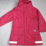 Курточка деми для девочки на рост 128 см Sinha