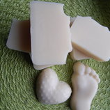 Живое натуральное детское эко мыло с нуля, для деток от рождения