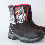 Термо ботинки, р.25-30. Модель 2016 года