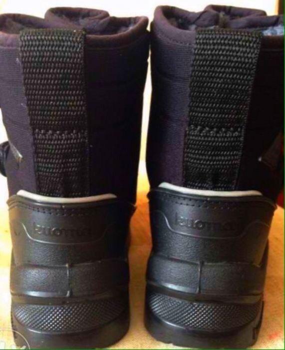Капика зимняя обувь Свободный гражданин