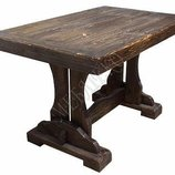 Производство мебели, Стол Барон