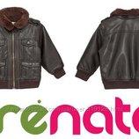 Куртки под кожу для малышей 3-18 мес фирмы Prenatal Италия