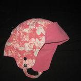 зимняя термо шапка ушанка на 8-10 лет, финская