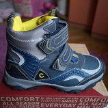 Ботинки для мальчика демисезонные, зимние, новые р. 30,31,32.33,34,35