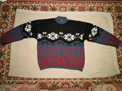 Очень толстый мягкий яркий принтовый свитер Speed Pro Wear 4 р.