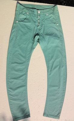 Rutme. Моднейшие мятные штаны с небольшим аладином