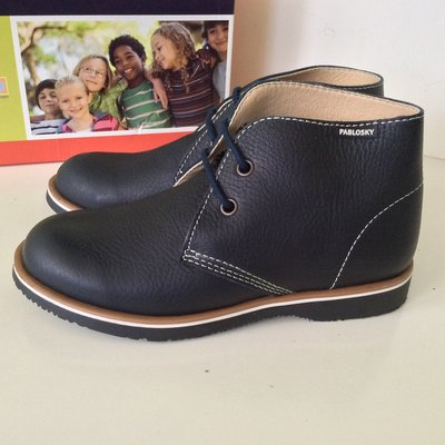 Кожаные ботинки Pablosky, 32-33 размер