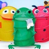 Детская корзинка для игрушек