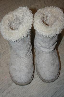 Зимние теплые сапожки Угги р-29