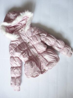 Демисезонная куртка 2-3г