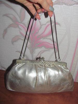 Продано: Кожаный клатч