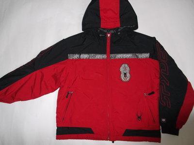 Курточка деми для мальчика 9-10 лет на рост 140 см Spyder