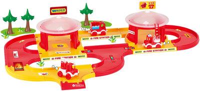 Пожарная станция Kid Cars 3D Wader 53310