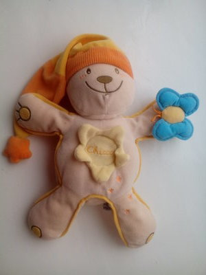 Медведь, мишка, медвежёнок Chicco Чико