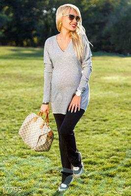Теплые брюки беременной