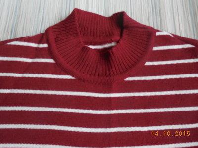 свитер,реглан шерстяной цвета бордо