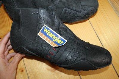 Wrangler ботинки 42 и 44 разм. Кожа