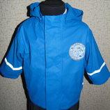 Термокуртка-Ветровка Papagino 12-18мес 74-86см Мега выбор обуви и одежды