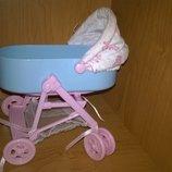 Simba коляска для куклы Симба,кукла,пупс